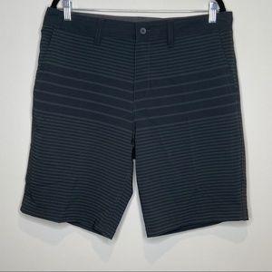 Men's black shorts Sz 36